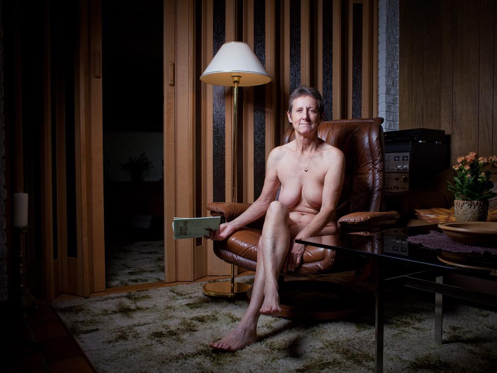 Nøgen-portrætter