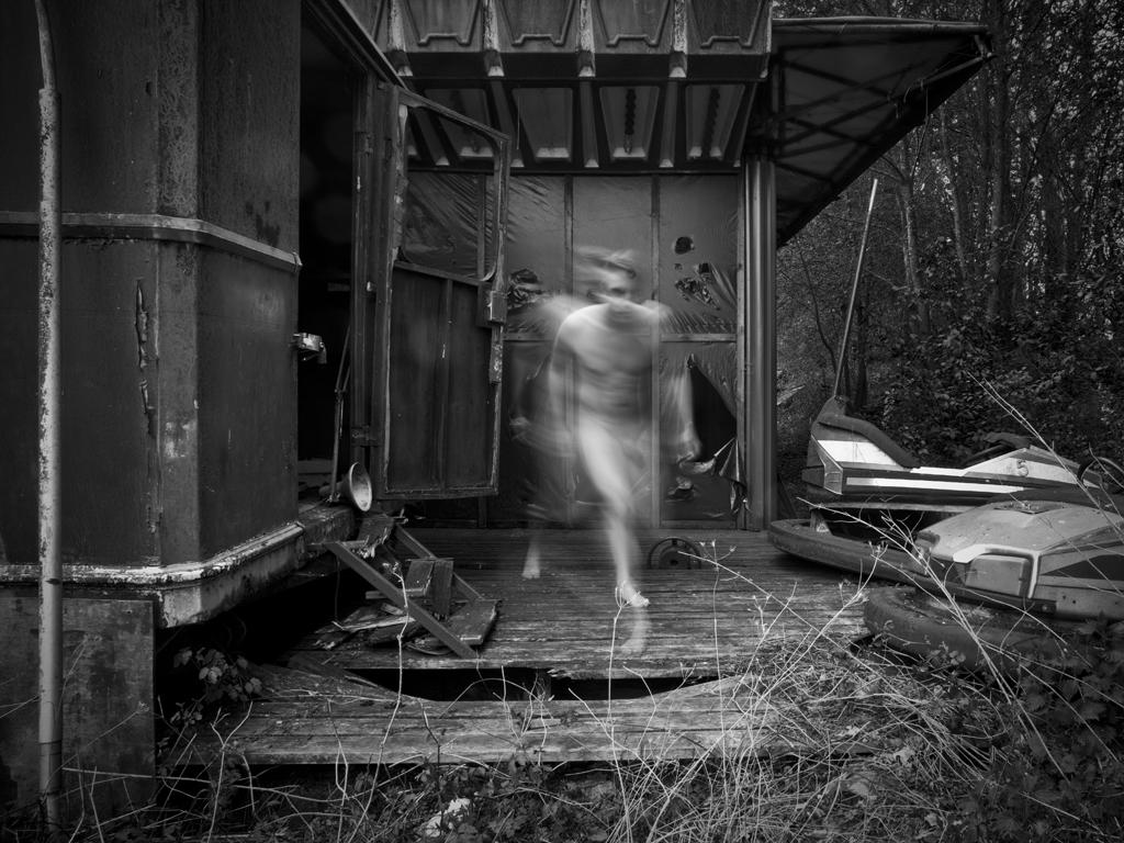 Nøgne spøgelser